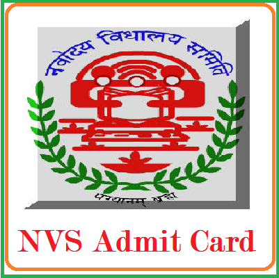 nvs-admit-card